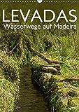 Levadas - Wasserwege auf Madeira (Wandkalender 2019 DIN A3 hoch): Wandern entlang der Levadas im Madeirischen Urwald (Monatskalender, 14 Seiten ) (CALVENDO Orte) -