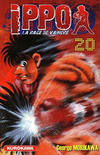 Ippo - Saison 1 - La rage de vaincre Vol.20 par MORIKAWA George