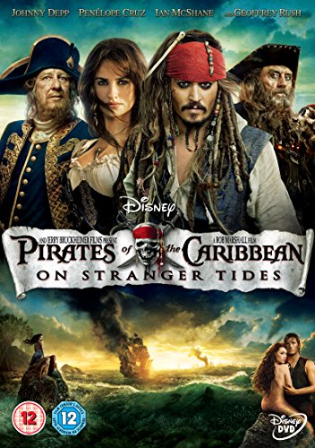 Pirates of the Caribbean 4 [UK Import]