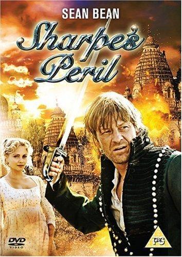 sharpes-peril-dvd