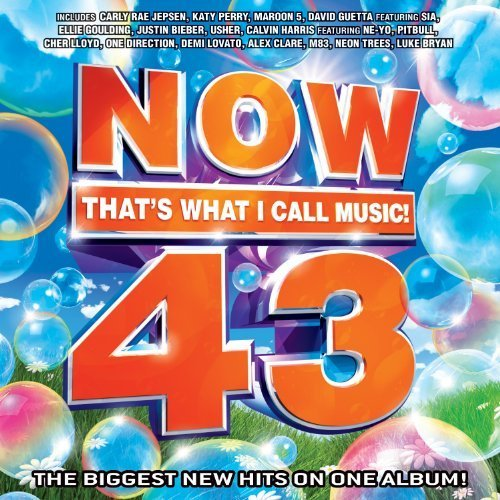 NOW 43 by Various Artists (2012-05-04)