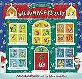 Bastelspaß zur Weihnachtszeit: Adventskalender mit 24 tollen Projekten