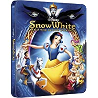 Snow White and the Seven Dwarfs - Limited Edition Steelbook Blu-ray