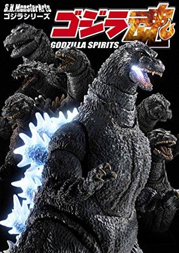 S.H.MonsterArts ゴジラ魂 (S.H.MonsterArtsゴジラシリーズ)