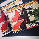 Des canons, des munitions ? merci ! des logis... s. V. p. monographie du pavillon des temps nouveaux à l'exposition internationale art et technique de paris 1937.