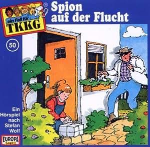 050/Spion auf der Flucht