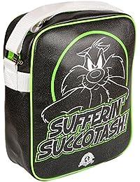 Sylvester Sufferin Succotash Flight Bag - Cool Classic Kids TV Design