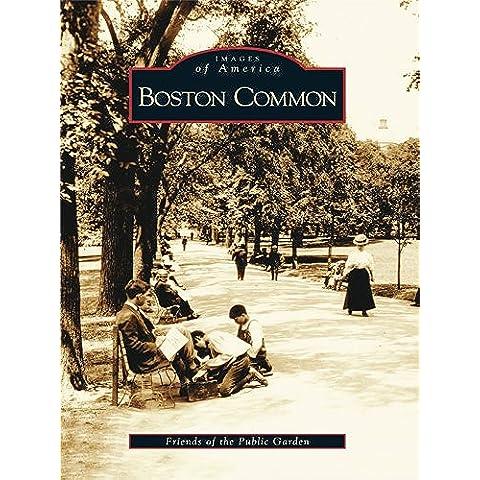 Boston Common (Images of America) (English