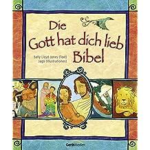 Die Gott hat dich lieb Bibel