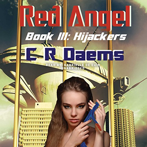 Hijackers: Red Angel, Book 3