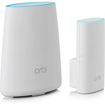 ORBI - RBK30-100PES - Mural Solution WifiMultiroom Mesh Unique - 4.4 Gigabit pour 200m² de Couverture WiFi