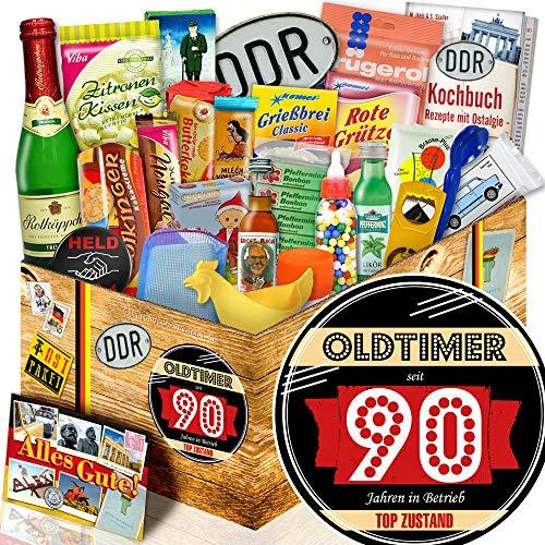 GeschenkIdeen.Haus - Oldtimer 90 die DDR Geschenkbox