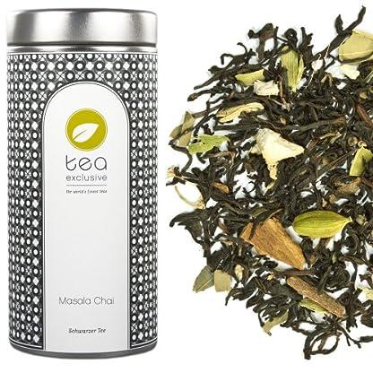 tea-exclusive-Masala-Chai-Schwarzer-Tee-mit-Gewrzen-ohne-zustzliches-Aroma-Indien-Dose-100g