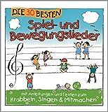 Music - Die 30 besten Spiel- und Bewegungslieder -  Kinderlieder und Babylieder