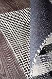 Pureday Teppich-Stopp - Antirutschmatte - Zuschneidbar - 160 x 230 cm