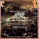 Biber: Battalia � 10 / Requiem � 15 In Concerto