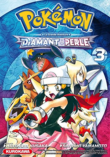 Pokémon Diamant et Perle / Platine Edition simple Tome 3