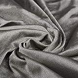 Strahlungsbeständiges Silberfasergewebe, DIY, kann als Maschinenraumvorhang elektrische Abdeckung Kleidung Decken wirksame Abschirmstrahlung verwendet werden sorgt für ein gesundes Leben,67cmx150cm