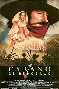 CYRANO VON BERGERAC, Poster, Affiche (65,5cm x 99,5cm) + un joli emballage cadeau