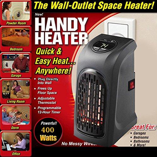 Handy Heater - Calefactor de 400W