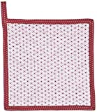 DOT45R Clayre & Eef - Dotted - Manique - Rouge ca. 20 x 20 cm