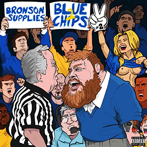 Blue Chips 1 & 2 [Explicit]