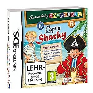 Lernerfolg Vorschule – Capt'n Sharky Neue Version
