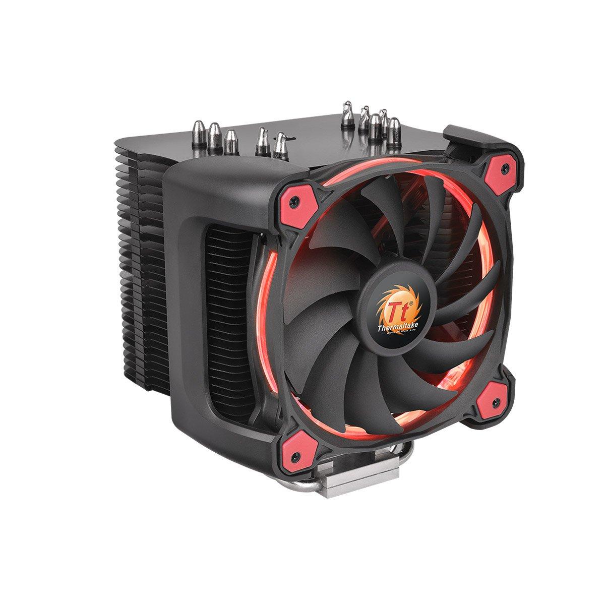 Thermaltake Riing Silent 12Pro Red CPU kuehler PW