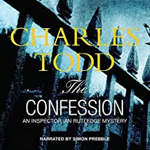 The Confession (Inspector Ian Rutledge Mystery)
