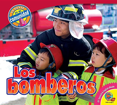 Los Bomberos (Firefighters) (La gente de mi comunidad / People in My Community) por Jared Siemens