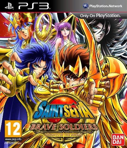 Saint Seiya - Brave Soldiers (Sony PS3) [Import UK]