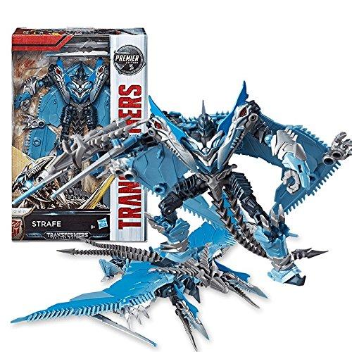 Transformers: Die letzten Knight Premier Edition Deluxe Strafe - Megatron-spielzeug Prime Transformer