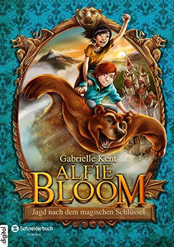 Alfie Bloom, Band 02: Jagd nach dem magischen Schlüssel