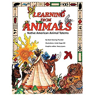 Learning From Animals: Native American Animal Totems