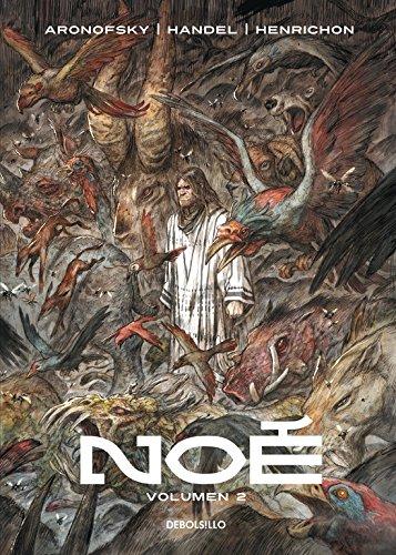 Noé 2 (BESTSELLER-COMIC) por Darren Aronofsky