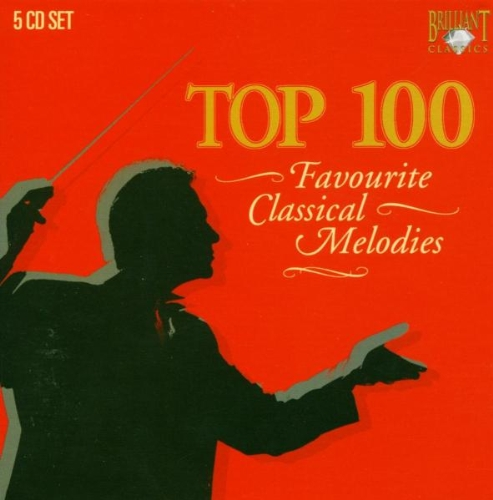Top 100 Favourite Classical [Import allemand]