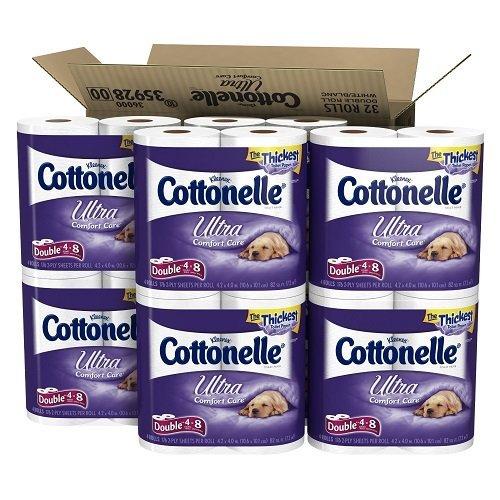 cottonelle-ultra-comfort-care-toilet-paper-double-roll-4-rolls-32-rolls-by-cottonelle