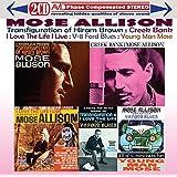 Four Classic Albums Plus (Transfiguration Of Hiram Brown / Creek Bank / I Love The Life I Live / V-8 Ford Blues)