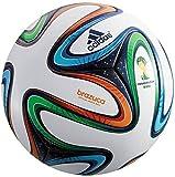 #7: Giftadia Official Brazuca Replica PU Football Size 5 Multicolor