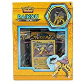 Raikou Pokemon Sammelkartenspiel: Pin-Kollektion