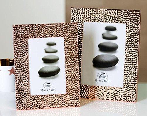 Cadres blancs en cuivre