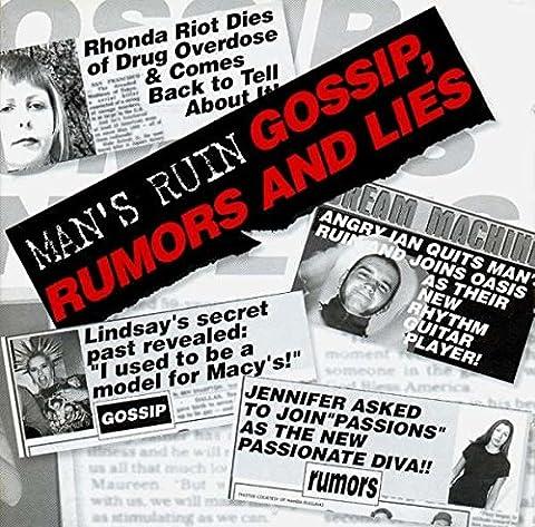Gossip Rumors and Lies [Import allemand]