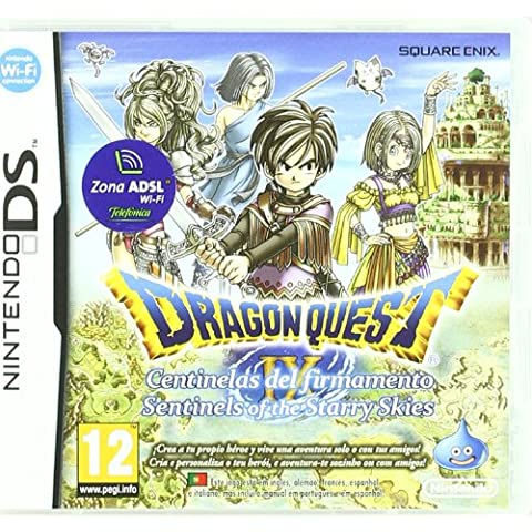 NDS Dragon Quest IX
