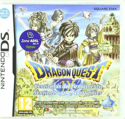 NDS Dragon Quest IX