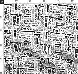 Fußball, Sport, Typografie Stoffe - Individuell Bedruckt