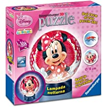 Ravensburger 12234 - Minnie Mouse - Puzzle 3D Lampada Notturna