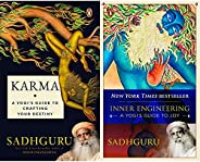 Karma + Inner Engineering (Set of 2 Books)