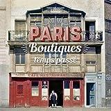 Paris boutiques temps