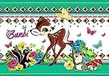 FORWALL Disney Bambi Fototapete Vlies - Tapete Moderne Wanddeko Disney - Bambi V4 (254cm. x 184cm.) AMF11886V4