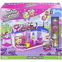Shopkins Kinstructions, Cupcake Cafe, costruzioni